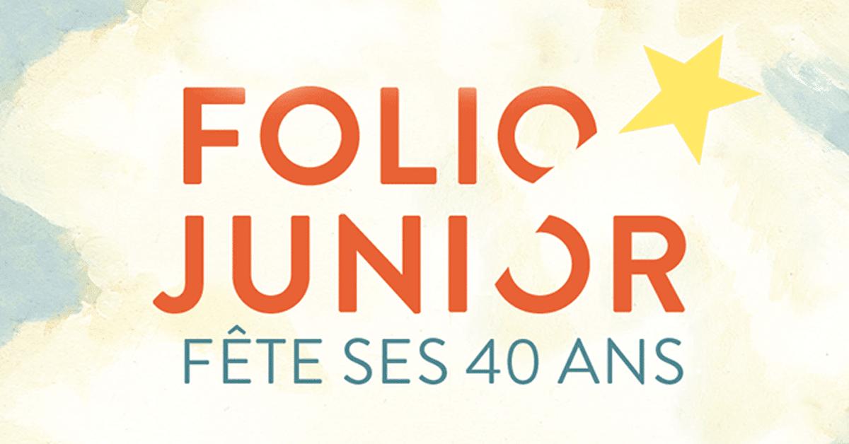 Les 40 ans de Folio Junior : Les libraires choisissent leurs 10 favoris