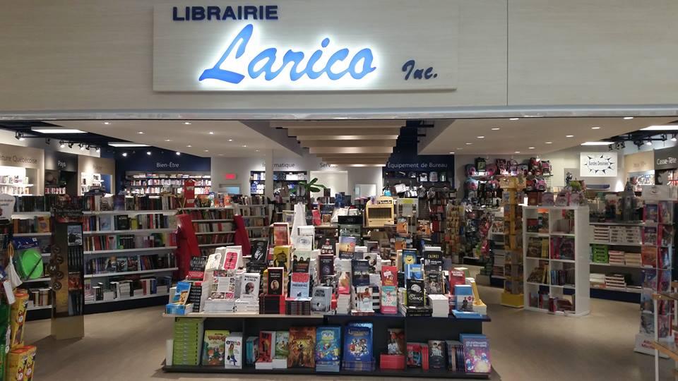 Les 50 ans de la librairie Larico : le cœur à la fête