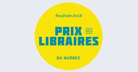 Les finalistes du Prix Jeunesse des libraires du Québec 2018