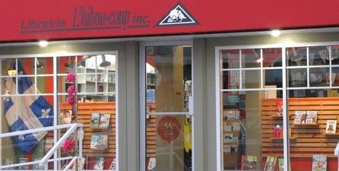 L'Hibou-coup, une librairie méritante
