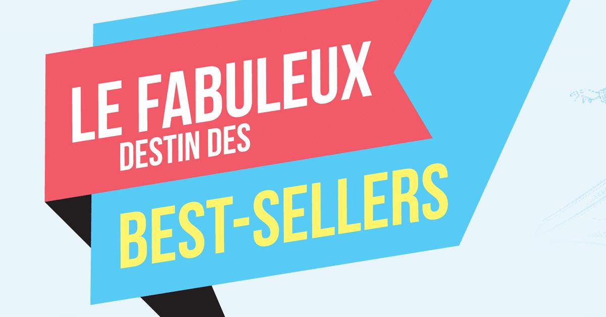 Le fabuleux destin des best-sellers