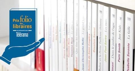 Folio lance son Prix des libraires