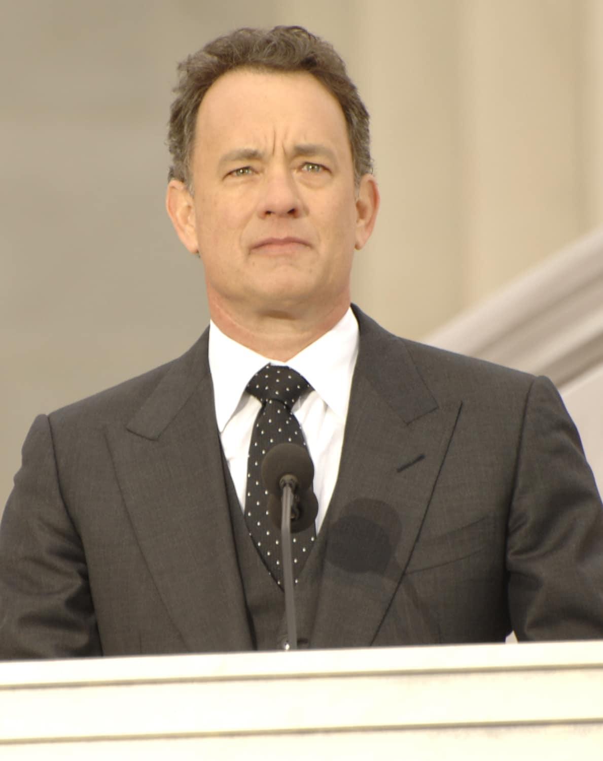 Tom Hanks devient écrivain
