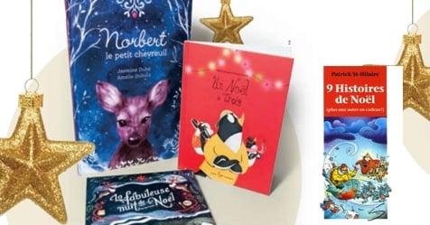 4 livres pour prolonger la magie de Noël