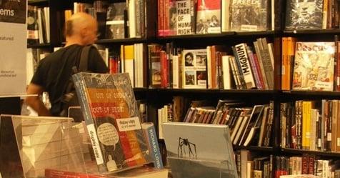 Une librairie à Lachine