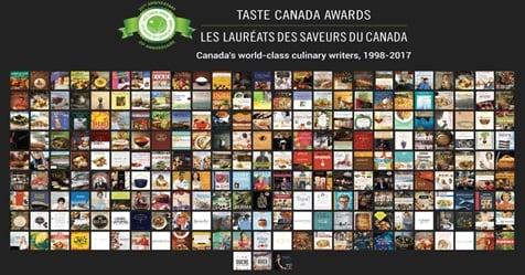 Les lauréats des Saveurs du Canada