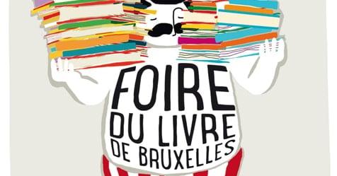 Les livres québécois en visite à la Foire du livre de Bruxelles
