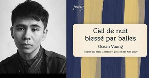 Ocean Vuong remporte le prix T. S. Eliot