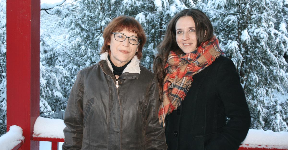 Marie-Eve Bourassa dans l'univers d'Andrée A. Michaud : Au fond des bois