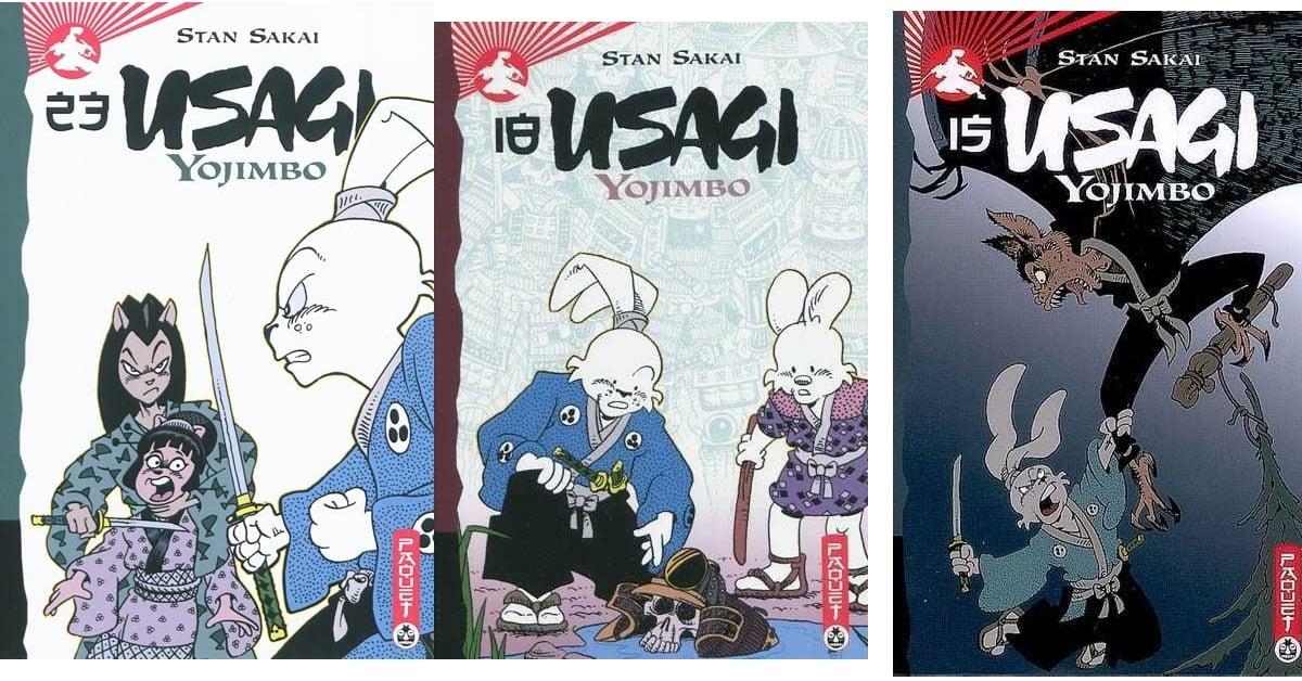 Usagi Yojimbo en série animée