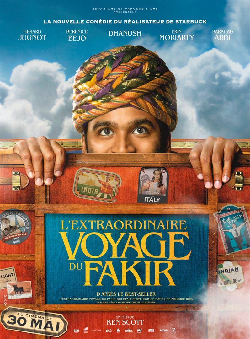 La bande-annonce de L'extraordinaire voyage du fakir