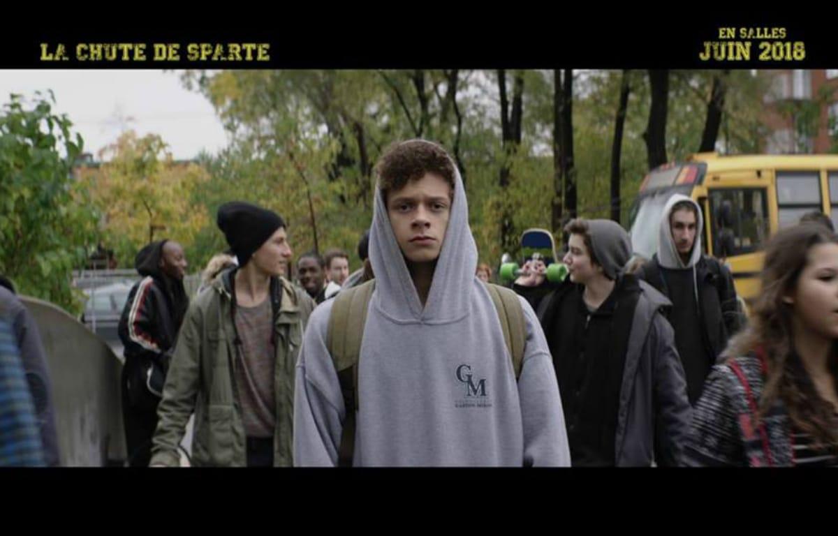 La bande-annonce de La chute de Sparte
