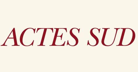 Les éditions Actes Sud ont 40 ans