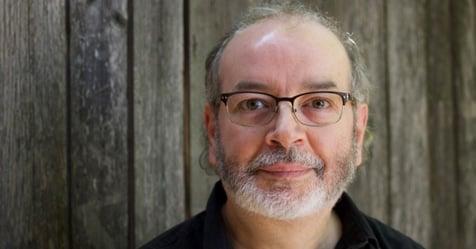 Michel Pleau reçoit le Prix Jean-Noël-Pontbriand