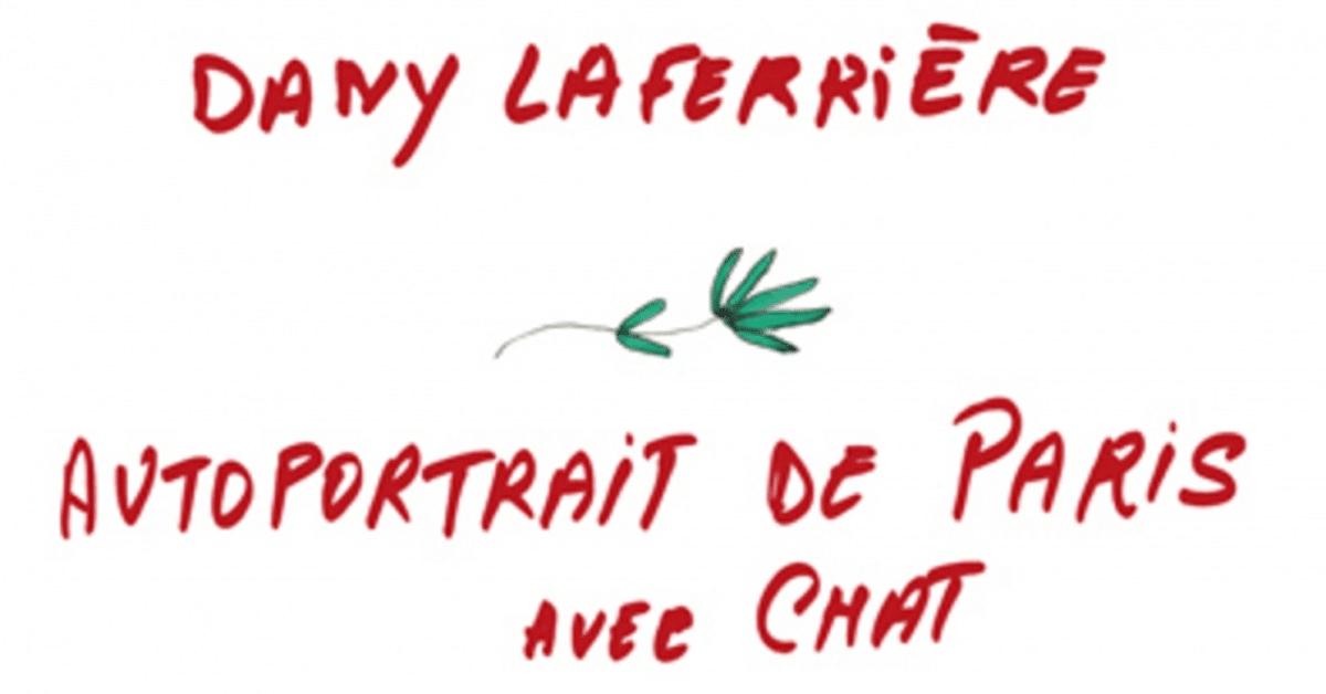 En un clin d'oeil : Autoportrait de Paris avec chat