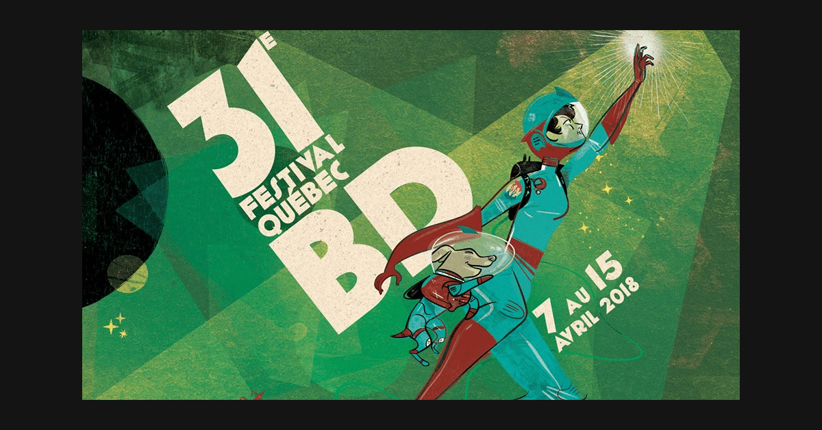 Le festival Québec BD est de retour!