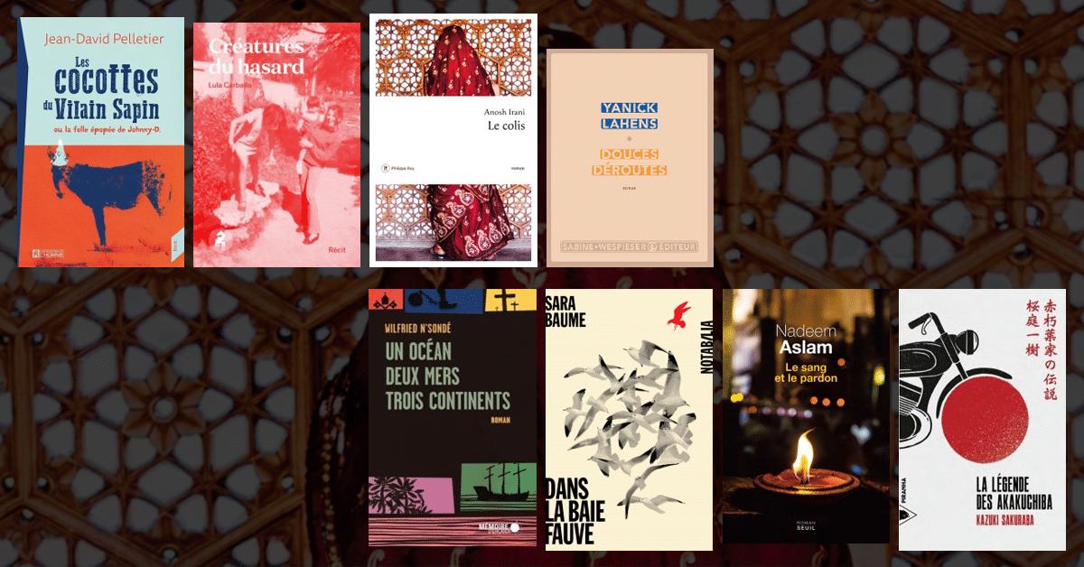 Petit tour du monde en littérature