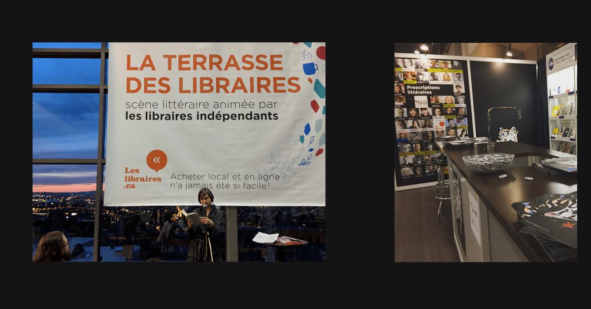 Grand succès pour le Salon international du livre de Québec
