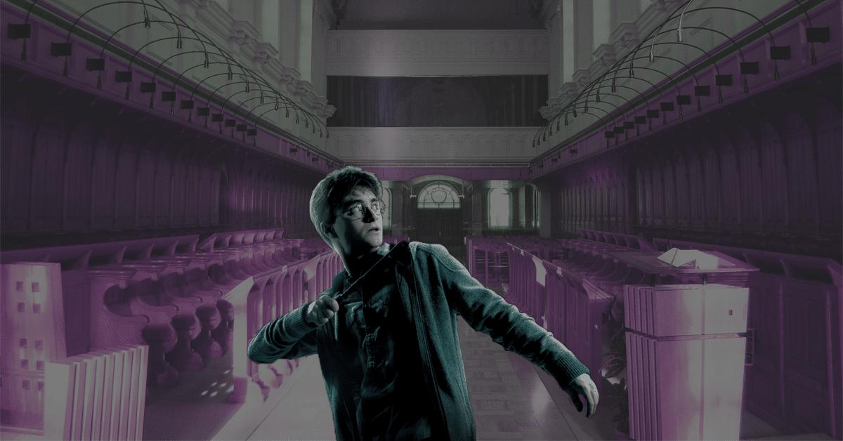 L'engouement autour d'Harry Potter s'invite à l'Abbaye Notre-Dame du Lac à Oka