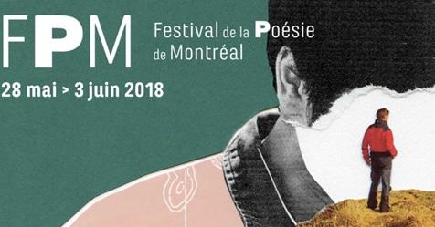 Le charme du Festival de la poésie de Montréal 2018