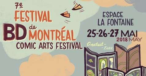 Festival BD de Montréal : le 9e art en fête