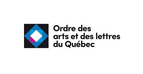 Trois écrivains décorés de l'Ordre des arts et des lettres du Québec