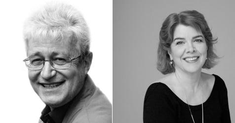 Chrystine Brouillet et Pierre Nepveu honorés de l'Ordre national du Québec