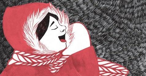 Le Grand prix de l'illustration est remis à Pauline Kalioujny