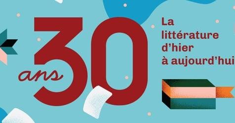 Les 30 ans de Bibliothèque québécoise