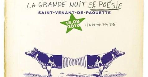De la poésie à Saint-Venant-de-Paquette