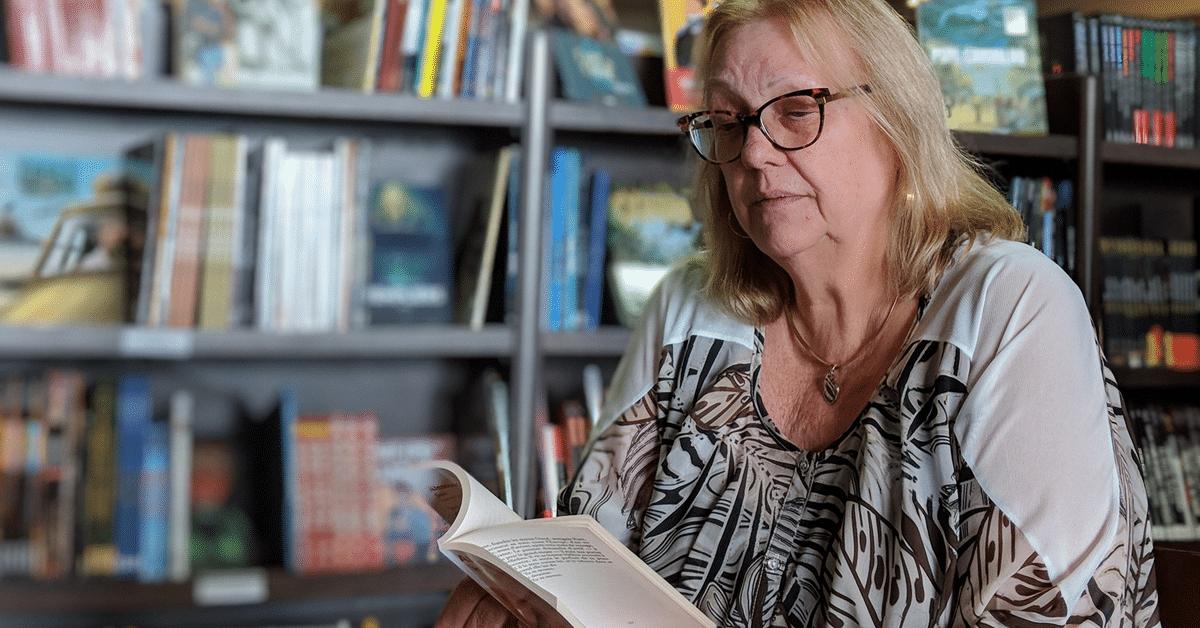 Élisabeth Morency : Libraire et femme d'affaires