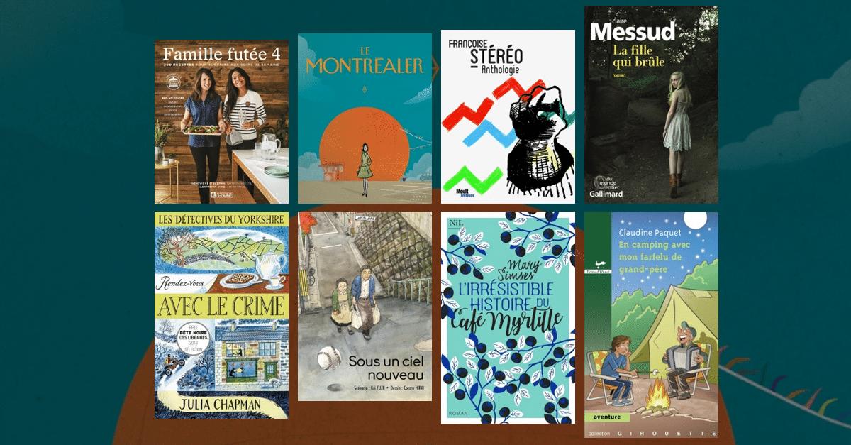 Ces livres qu'on a lus cet été