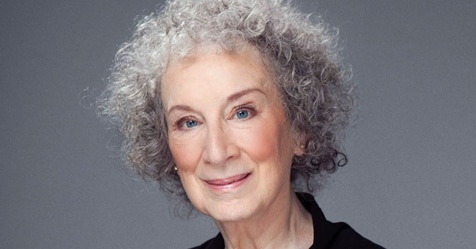 Atwood reçoit le prix Adrienne Clarkson