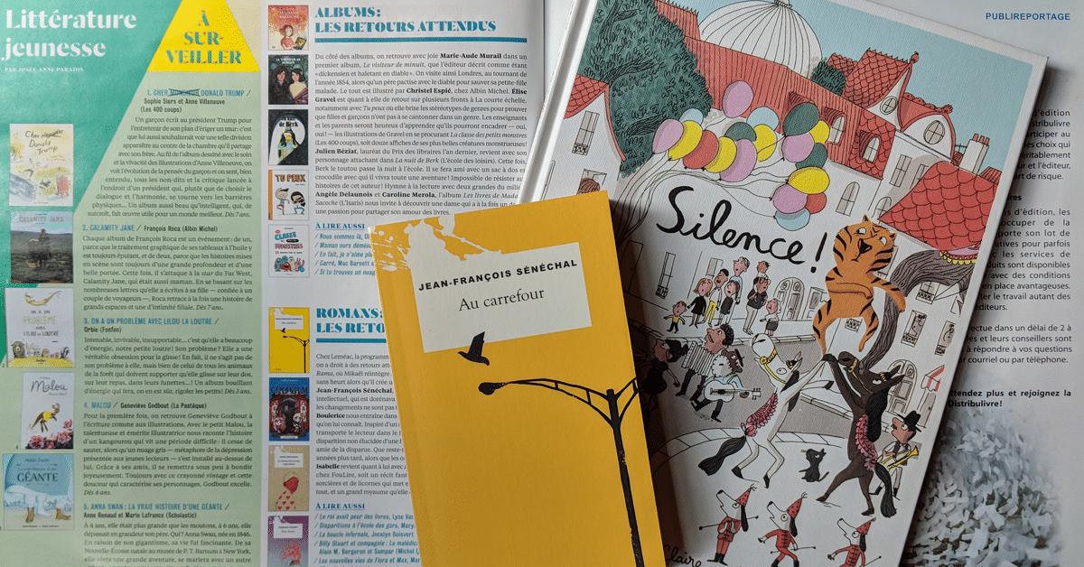 Votre rentrée littéraire 2018 : Littérature jeunesse