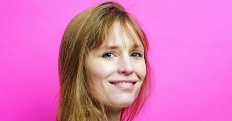 Adeline Dieudonné, lauréate du prix Première plume
