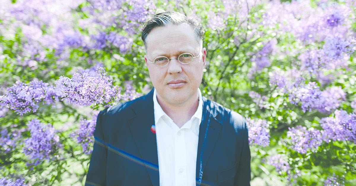 Eric Dupont : Un puriste contagieux