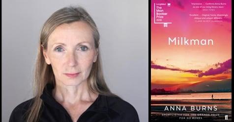 Anna Burns : lauréate du Man Booker Prize 2018