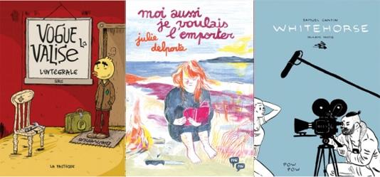 Les finalistes du Prix de la critique ACBD de la bande dessinée québécoise 2018