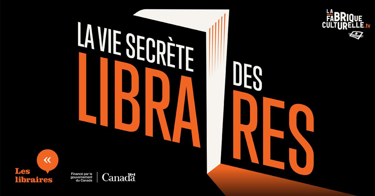 La vie secrète des libraires