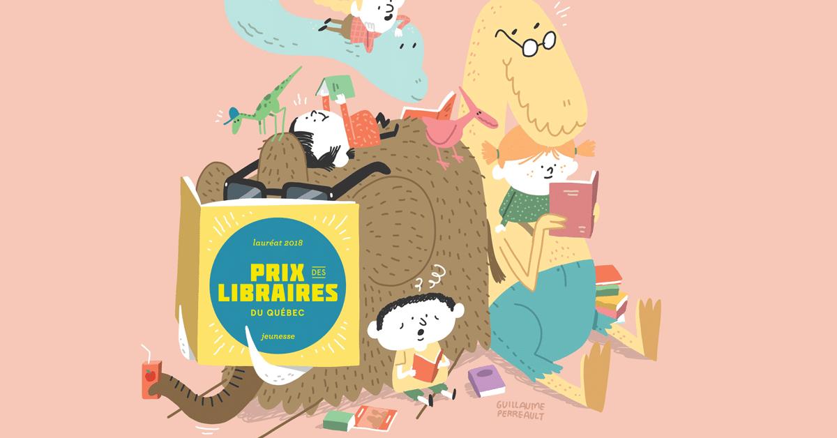Prix jeunesse des libraires du Québec 2019 : les finalistes sont connus