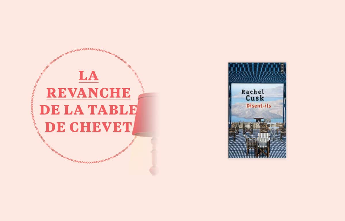 La revanche de la table de chevet
