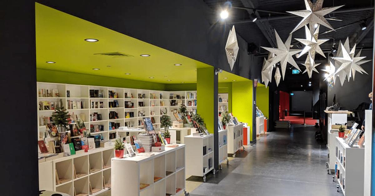 Une nouvelle succursale pour la librairie Pantoute