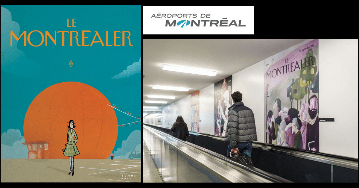 Le Montréaler s'expose!