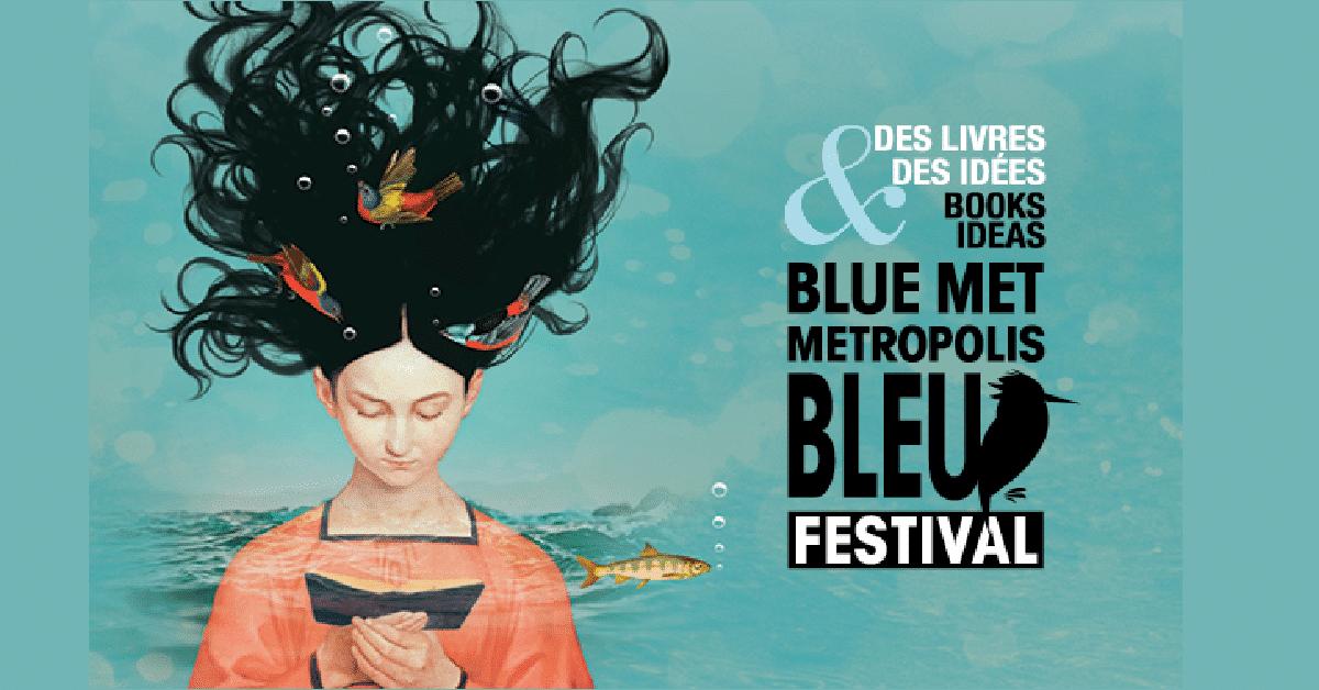 Les prix littéraires remis au Métropolis bleu