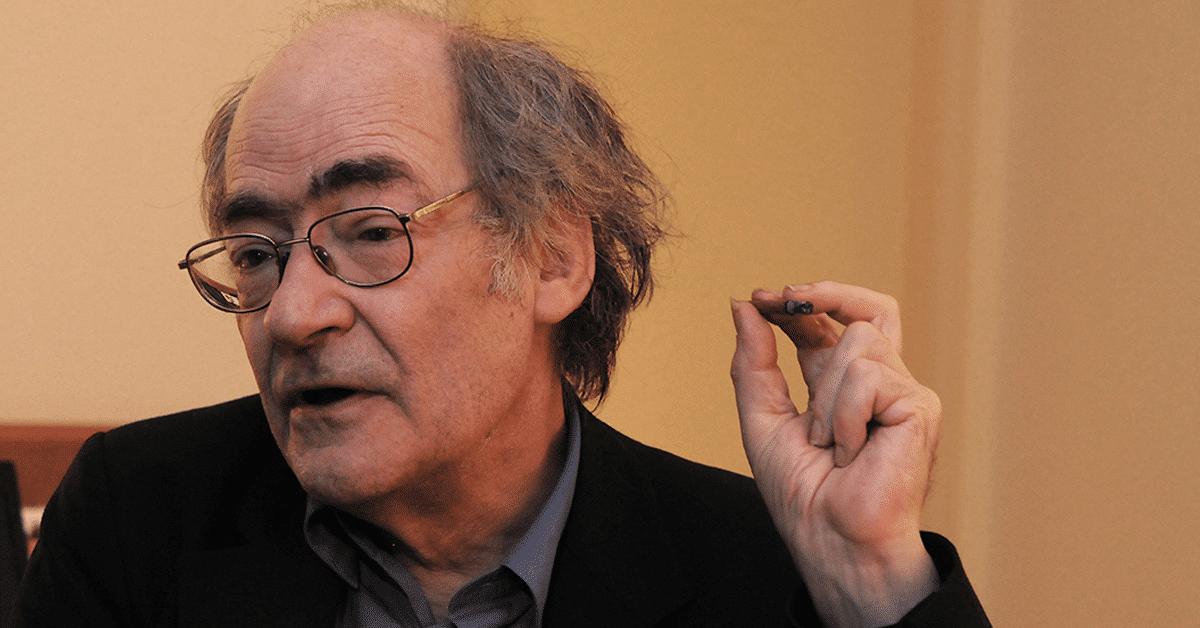 Mort de l'écrivain français François Weyergans