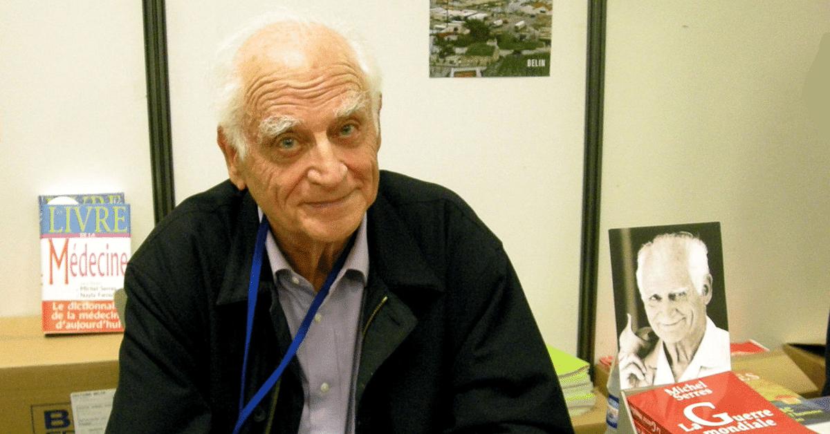 Décès du philosophe Michel Serres