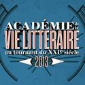 Gala de l'Académie de la vie littéraire