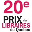 Prix des libraires du Québec 2013