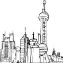 Shanghai:  Prendre le thé avec Qiu Xiaolong