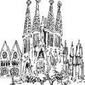 Barcelone: Les statues vivantes de Mendoza
